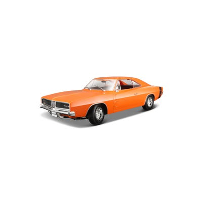 1969 Charger 1:18 Scale Die Cast