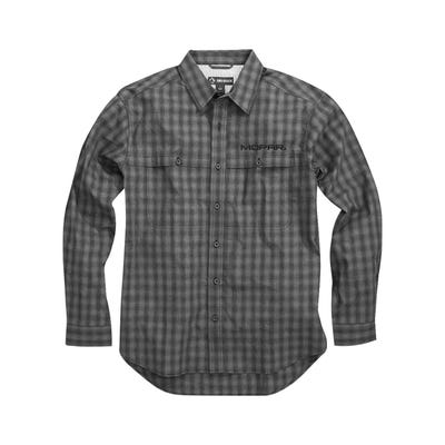 Men's Dri Duck Poplin Plaid Shirt