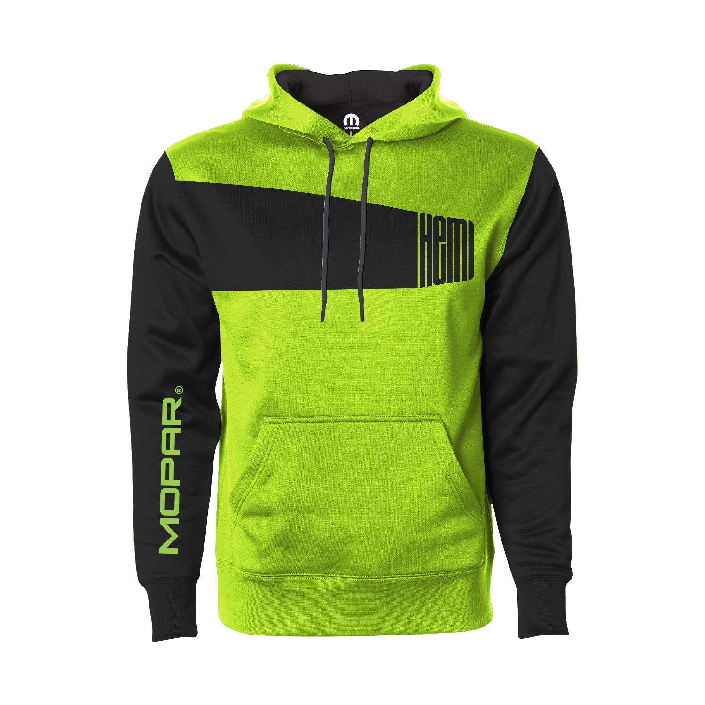 MOPAR Hoodie EMBROIDERED Car Logo Pullover Sweatshirt Mens Clothing Winter Warm