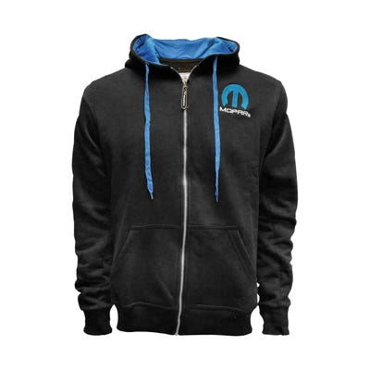 Men's Omega Stacked Logo Hoodie