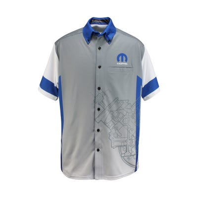 Men's Sublimated Racing Shirt