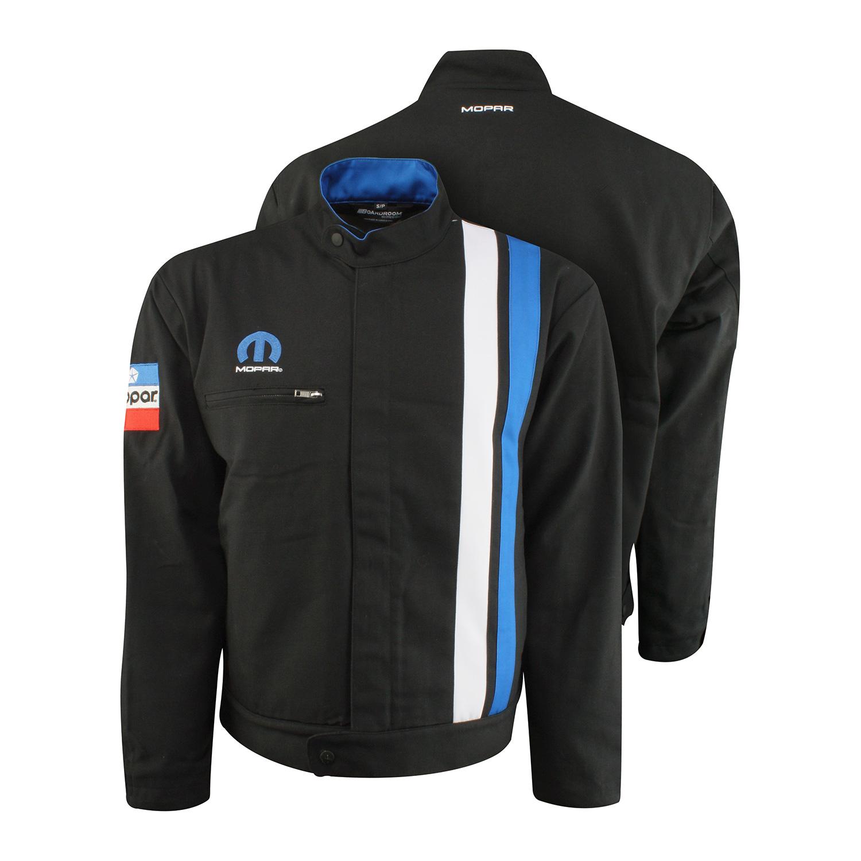 Men's Vintage Race Jacket