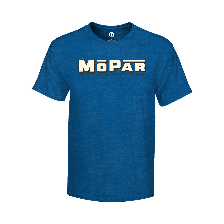 Men's Vintage Word Logo T-Shirt