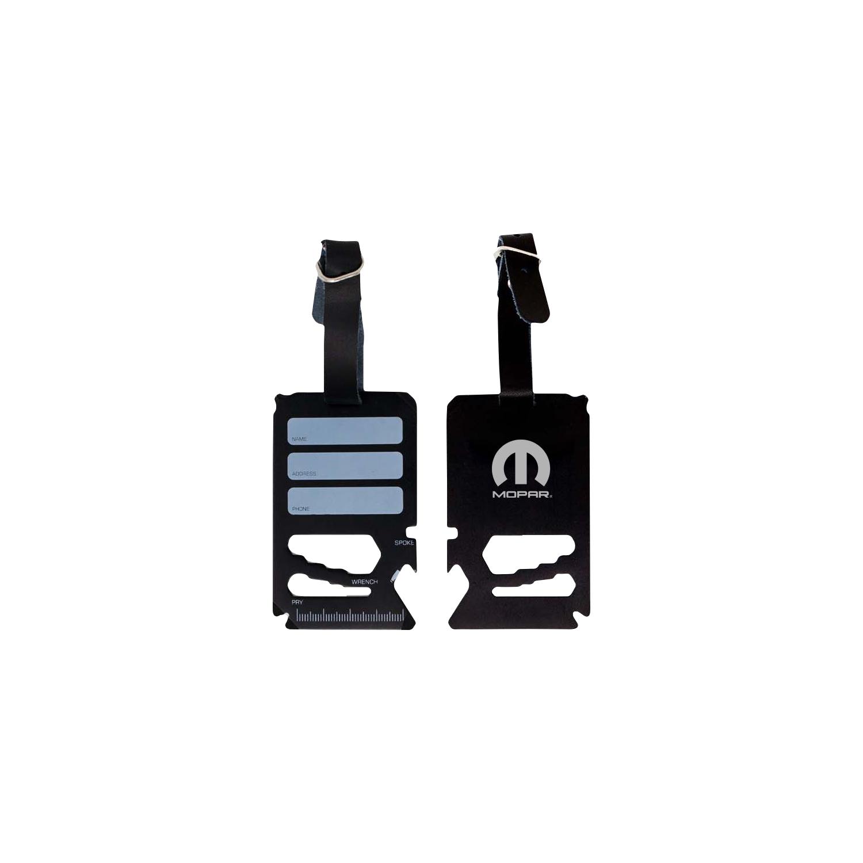 Multi-Tool Luggage Tag