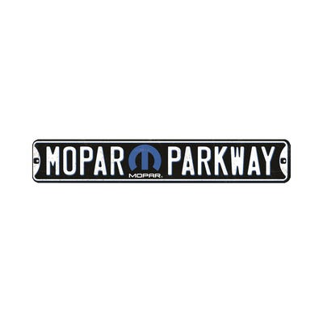 Parkway Metal Street Sign