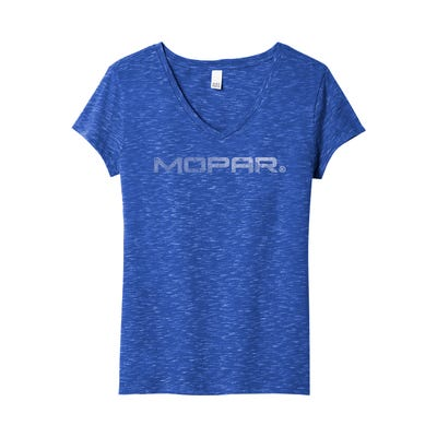 Women's Medal V-Neck T-shirt