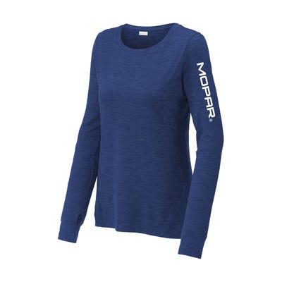 Women's Long Sleeve Crew Shirt