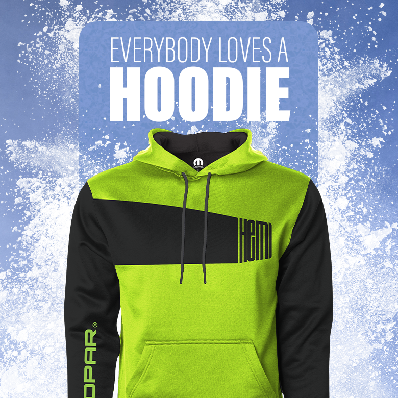 Everybody Loves a Hoodie